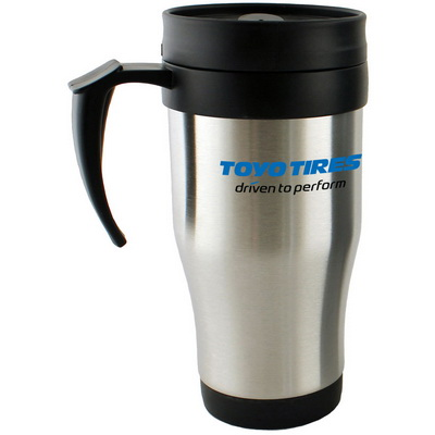 Image of Stainless Steel Thermal Mug