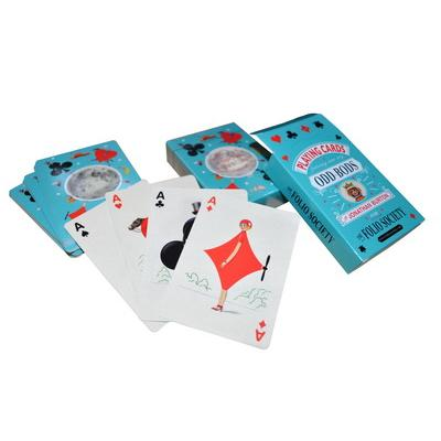 Image of Poker Size Playing Cards