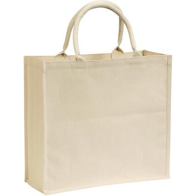 Image of Broomfield Laminated Cotton Canvas Tote