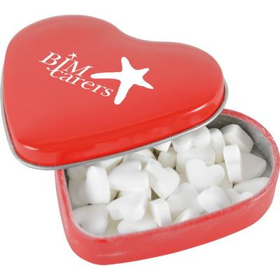 Image of Heart Mint Tin