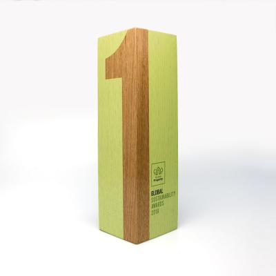 Image of Real Wood Column Award