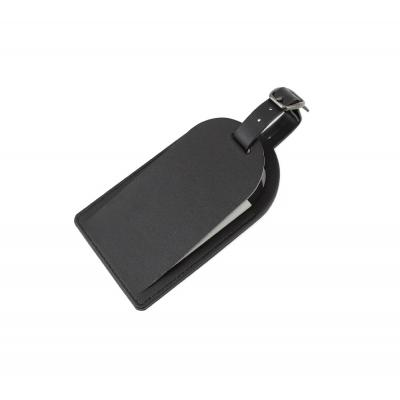 Image of Hampton Leather Small Luggage Tag